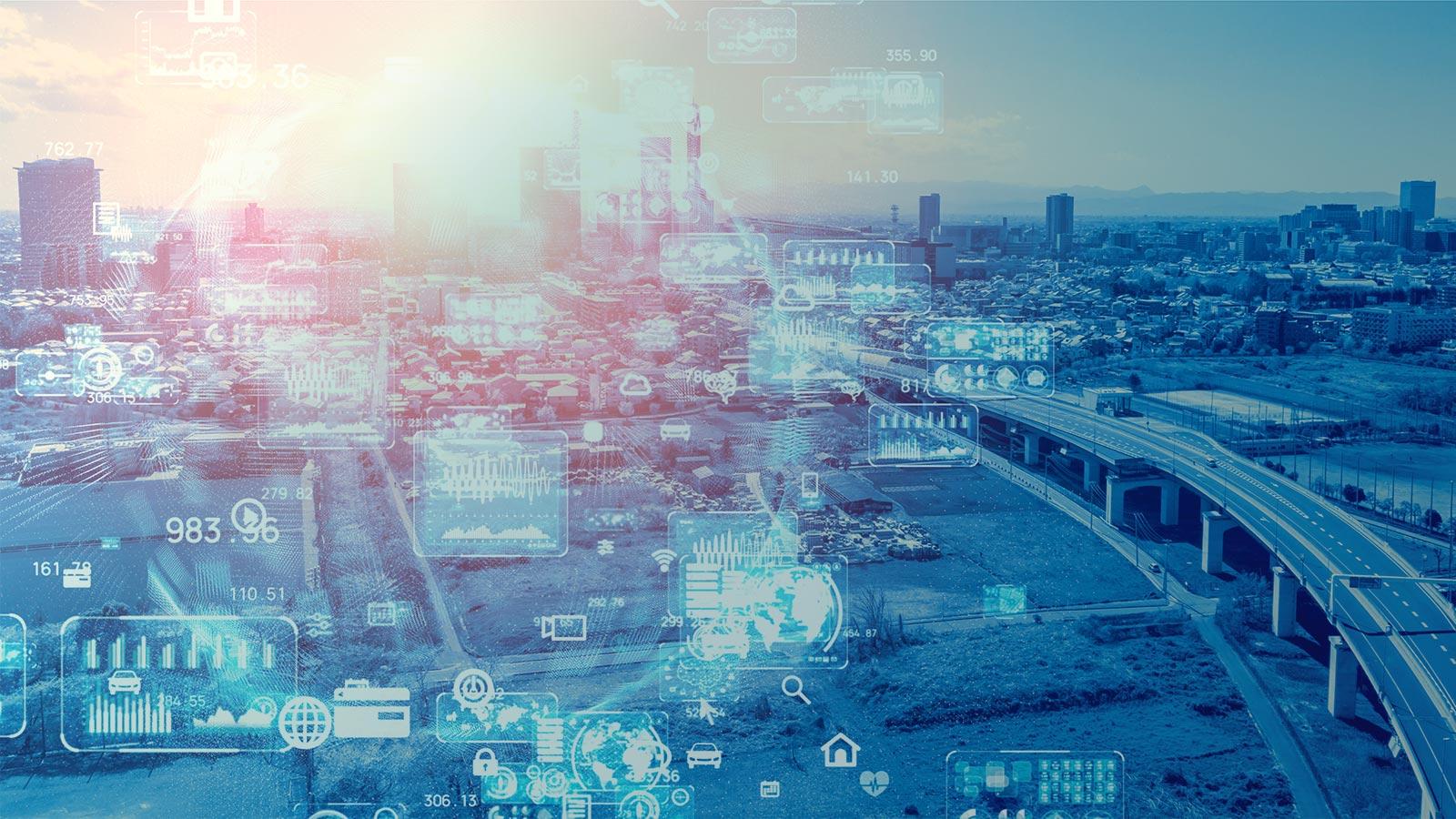 Avineon Spatial Data Infrastructure